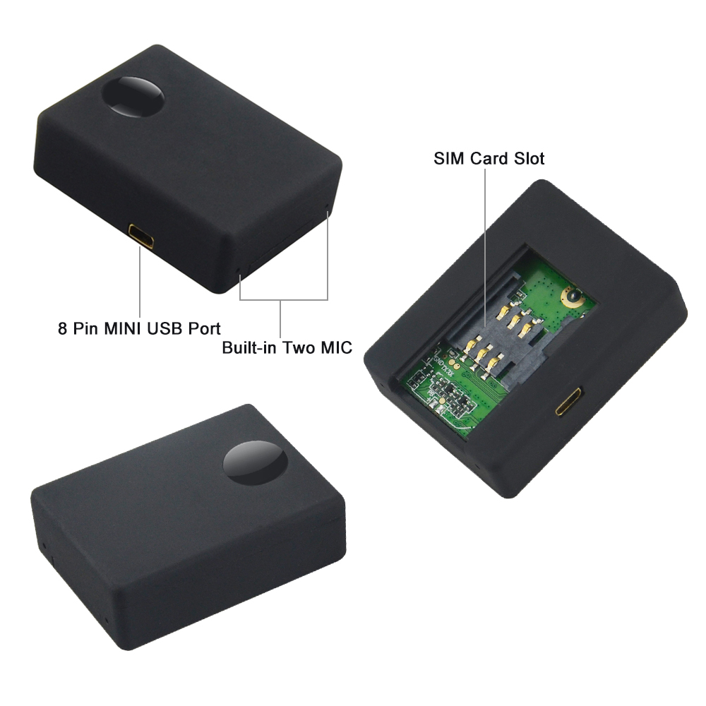 Vehicle Voiture GPS Traqueur RF-V03 GPS Motorcycle Localisateur Truck Monitor