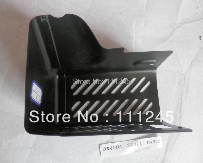 REPLACEMENT MUFFLER SHROUND  FOR R. EY15 FREE SHIPPING  EXHAUST SILENCER   COVER CHEAP   PARTS цена и фото