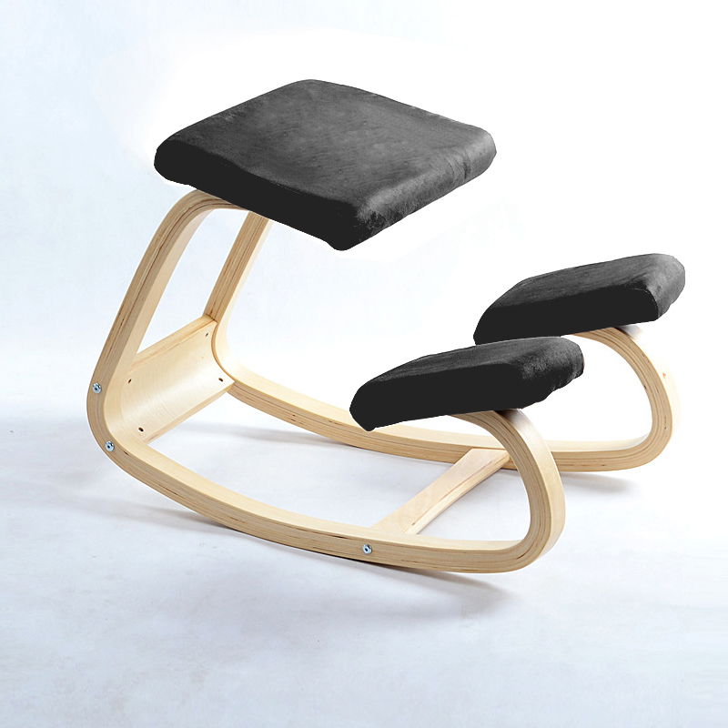 Posture Kneeling Chair aliexpress : buy original ergonomic computer desk kneeling