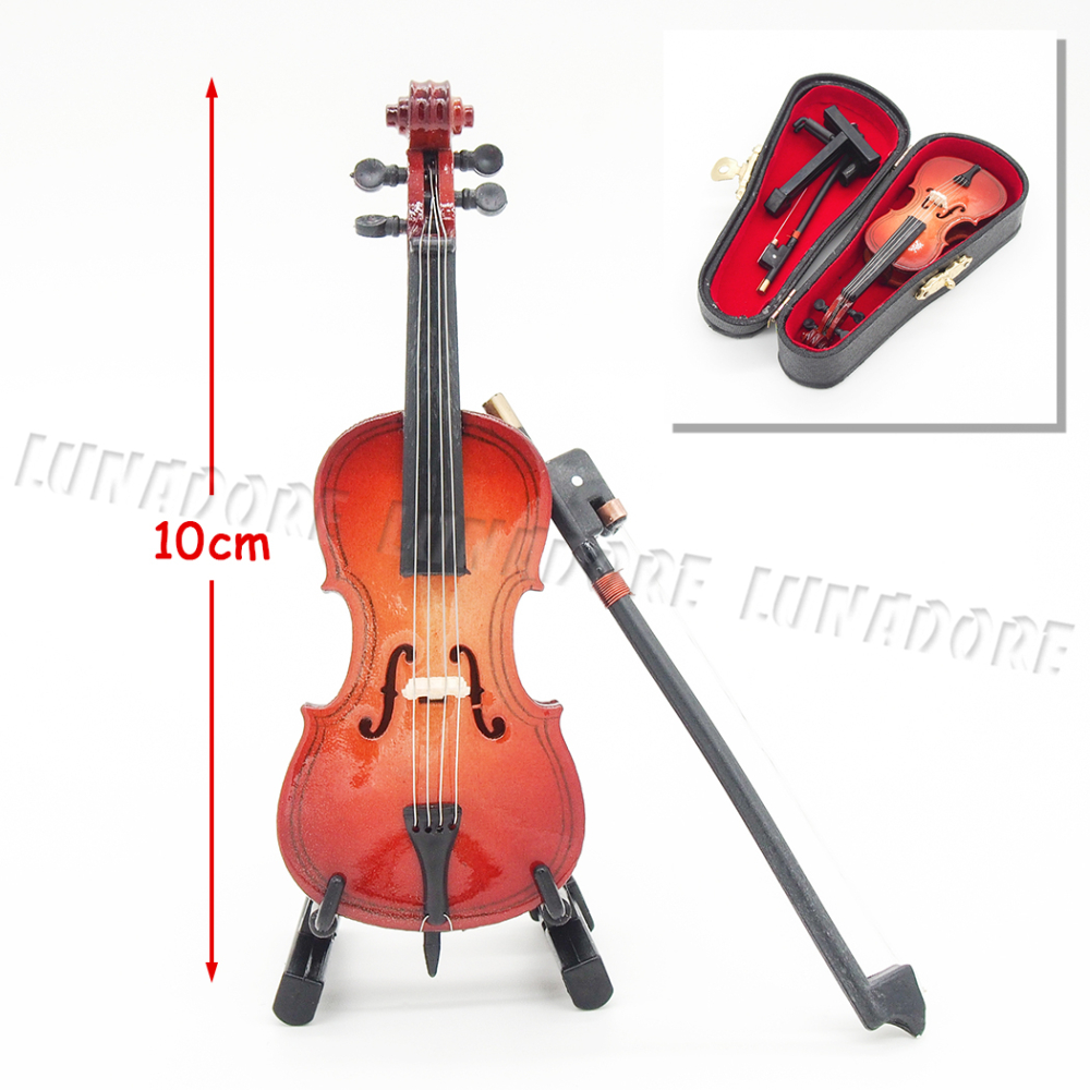 Old wood minerale interior of violin - Aliexpress Com Buy Odoria 1 12 Cello Violin With Bow Stand Case Wooden None Playable Musical Instrument Miniaure Dollhouse Accessories From Reliable