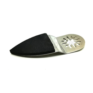 Image 2 - 81.5*7mm Oscillating Multitool Oscillating Finger Sanding Pad Saw Blade for Fein Bosch Dremel Multimaster Renovator Power Tool