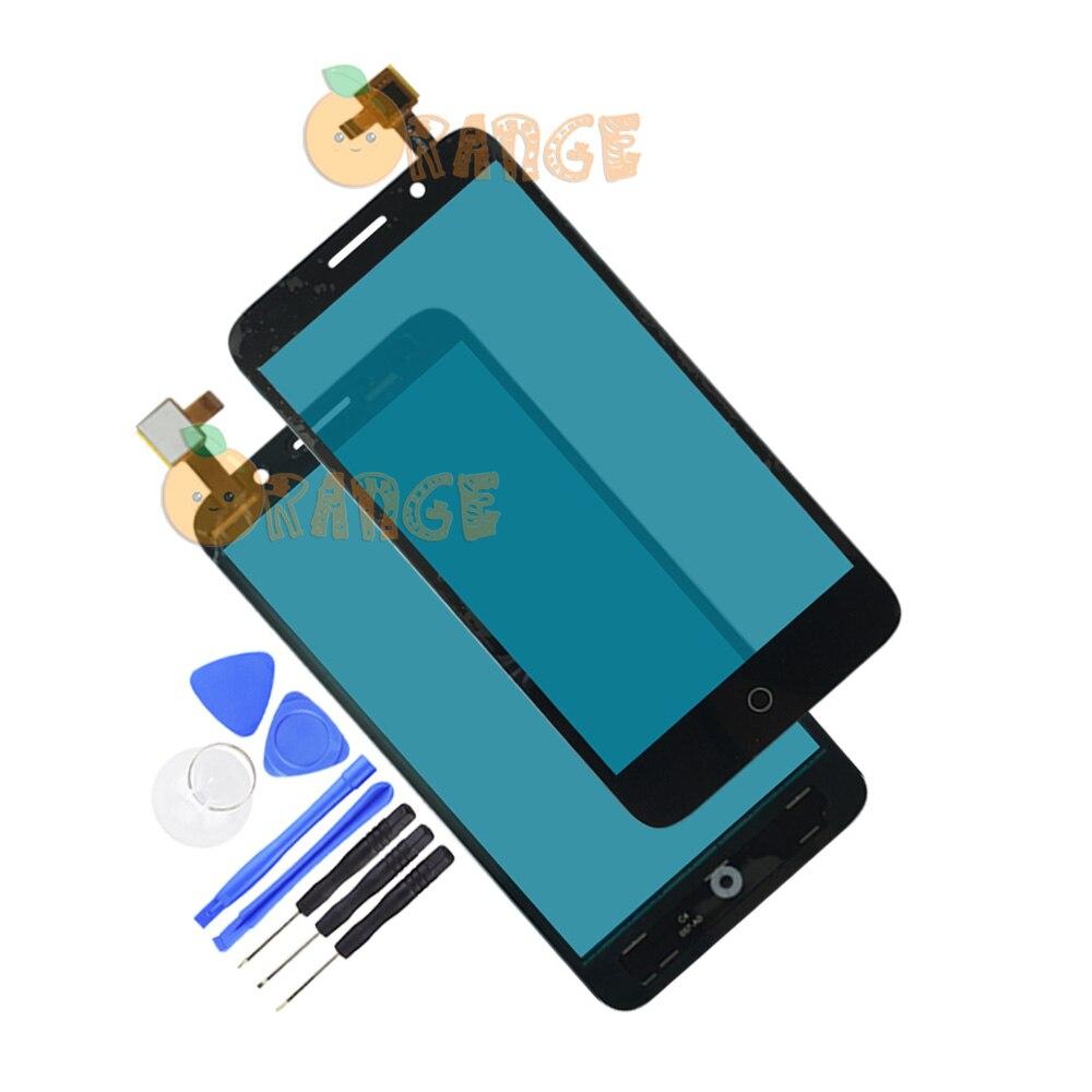 imágenes para Nuevo reemplazo para alcatel one touch pop 3 5015 5015d 5015a pantalla táctil digitalizador lente de cristal shipping + herramientas