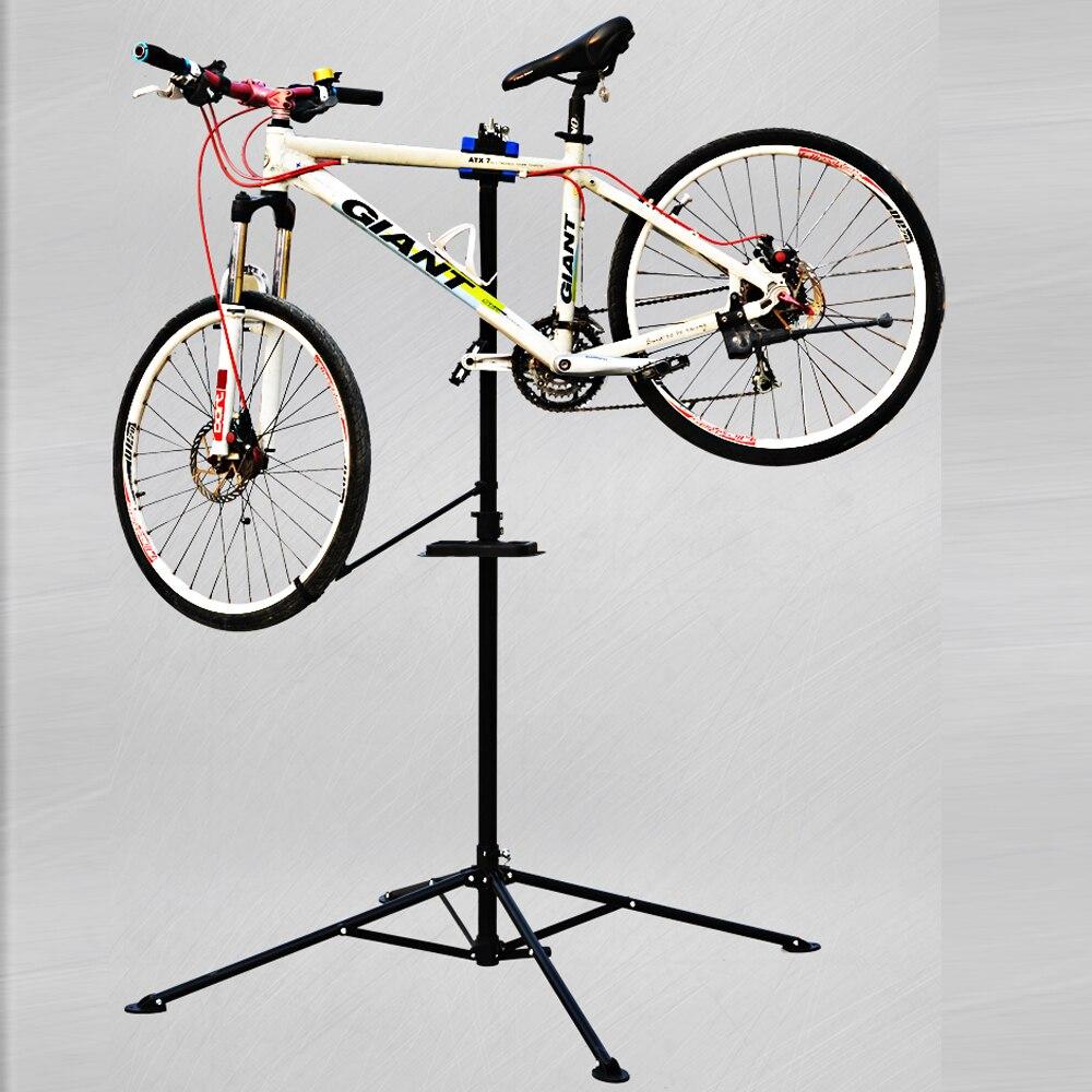 2018New Design support de réparation de vélo à dégagement rapide support de vélo support de réparation vélo support de stationnement