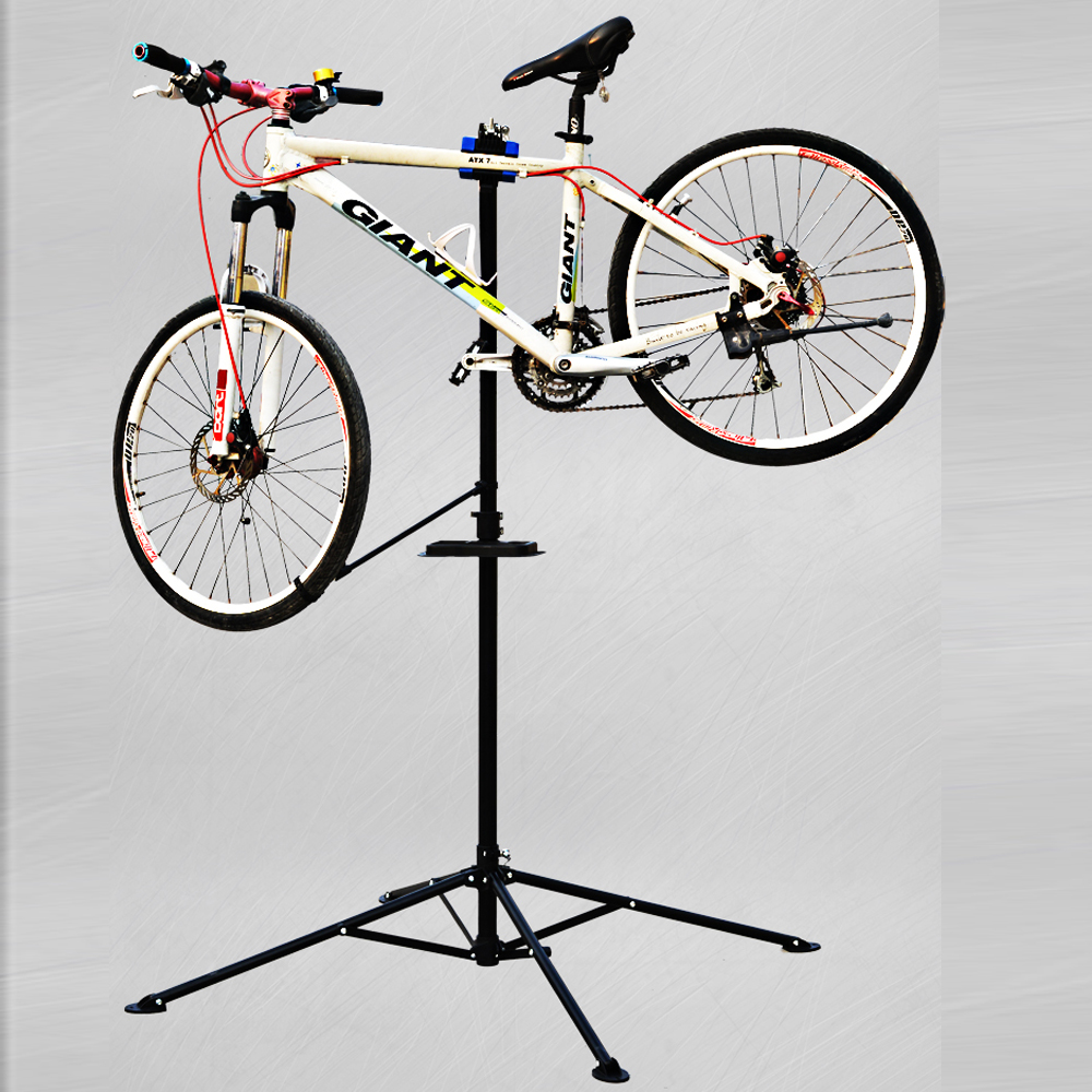 Нов дизайн Бързо освобождаване Стойка за ремонт на велосипеди Стойка за поддръжка на велосипеди Стойка за паркиране на велосипеди