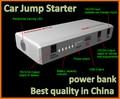 Best quality 12000mAh Multi-Function Car Battery Car Jump Starter Power Bank for RB-30 COUPE Elantra Sonata IX35 I30
