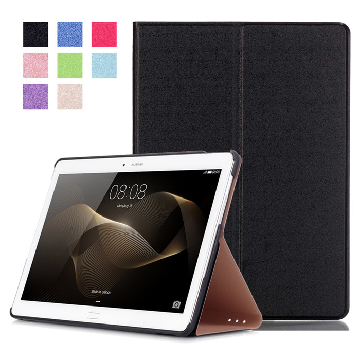 Folio Stand PU Leather Cover Case For Huawei MediaPad M2 10 M2 A01W M2 A01L 10