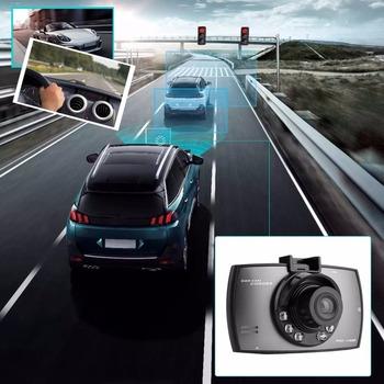 Wideorejestrator samochodowy kamera na deskę rozdzielczą era Full HD 1080P kamera samochodowa 120 stopni samochodowy o szerokim kącie DVR wideorejestrator z noktowizorem kamera wideo Corder Windsheild tanie i dobre opinie kebidumei CN (pochodzenie) Chipset firmy SUNPLUS Przenośny rejestrator NONE Klasy 2 170° Samochód dvr 1920x1080 detekcja ruchu