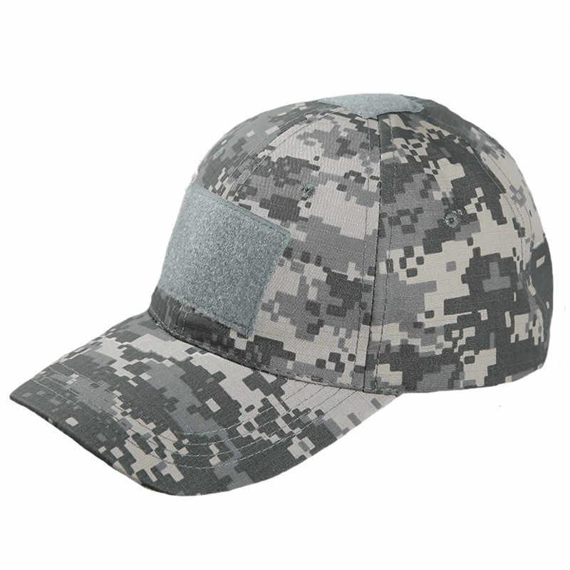 Mens US Army Military Sniper Hats Delta Force Tactical Active Camo Caps  Spetsnaz Commando Gorras Hats 00ca16e1dde3