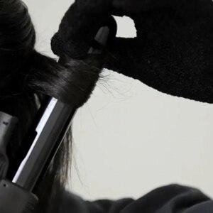 Image 4 - Gant de protection thermique, 1 pièce, pour boucler les cheveux, Salon de coiffure, accessoire de coiffeur, soin de la peau, gants résistants à la chaleur