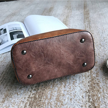 Women Handbag Leather Shoulder Bag