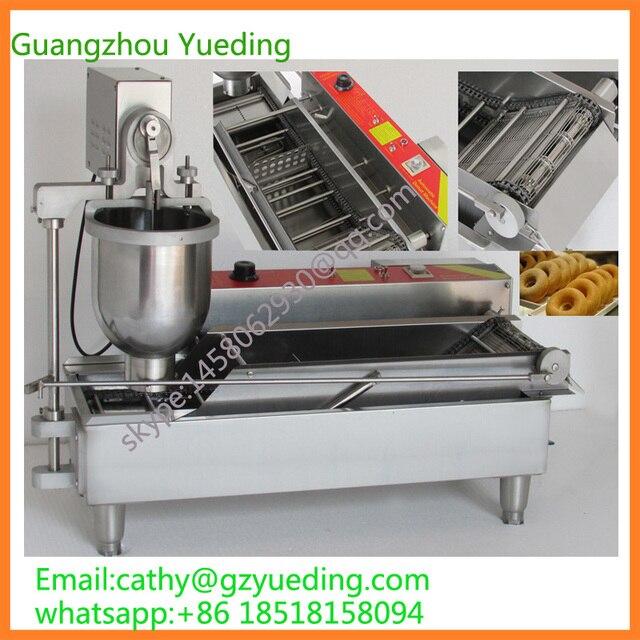 Guangzhou Factory Automatic Donut Machineelectric Mini Donut Making