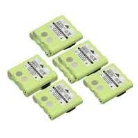 ¡Nueva venta de liquidación! 6 piezas A SET 4,8 v batería para Motorola SX700 SX709R KEBT702 KEBT-072 Radios de dos vías