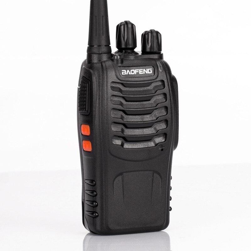 bilder für Durch dhl oder ems 20 stücke BF-888S Walkie Talkie FM Transceiver mit Taschenlampe 400-470 MHz Dual-band-gegensprechanlage Zweiwegradio