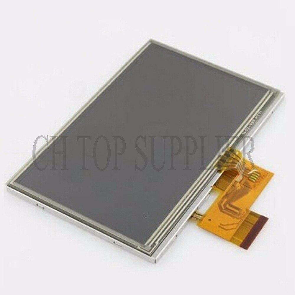 original 5 inch AT050TN34 V.1 LCD screen for Garmin Nuvi 1410 1440 1460 GPS PSP MP5 LCD Display garmin nuvi 2497lmt
