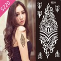 20pc/lot mixed 47styles Glitter Tattoo stencil for Body art Painting pattern airbrush Temporary Tatoo Kit supplies Free shipping