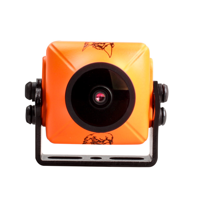 RunCam Eagle 2 PRO 800TVL CMOS 2.1mm/2.5mm 16:9/ 4:3NTSC/PAL Switchable Super WDR FPV Camera Low Latency  runcam eagle 800tvl dc 5 17v global wdr 16 9 cmos fpv racing drone camera pal ntsc switchable