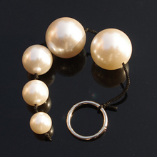 4CM Big Ball Anal Plug Toys Anal Beads Butt Plug Gay Sex Toys Erotic Adult Games Products for Men Women Prostate Massager