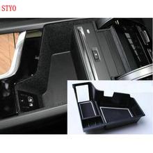 Styo для Volvo XC60 XC90 S90 2018 бардачок подлокотник окно чемодан