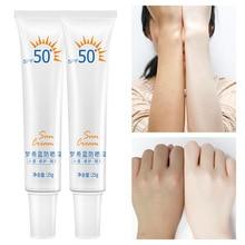 MENGXILAN  Facial and  Body Sunscreen Cream SPF50+ Isolation