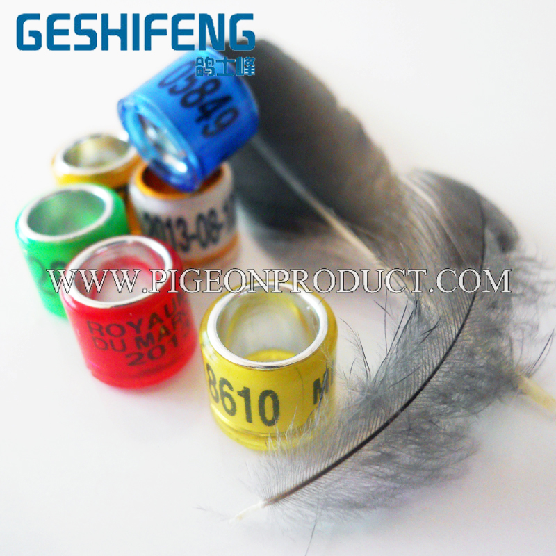 957d128d47 2016 Hot Selling pegions rings custom pigeon bands - us971