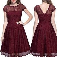 Черный Бурганды Новый Для женщин одежда Европейский станция женское платье ретро Хепберн Стиль V воротник Пэн платье оптовая продажа