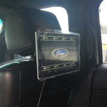 2Pcs 11.8 inch Car Television Android DVD Headrest With Monitor For Ford Ranger Rear Seat Entertainment