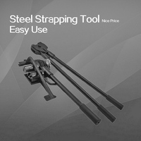 10pcs Manual PP Belt Tensional Strapping Tool S91 Strap Tool And Steel Brand Strapper Factory Perfect