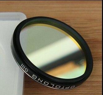 Optolong 1.25 oiii filtre 1.25 pouce oiii filtre à bande étroite