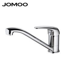 Смеситель Кухонный для кухни однорычажный JOMOO Хром Сертификат Wels №33063