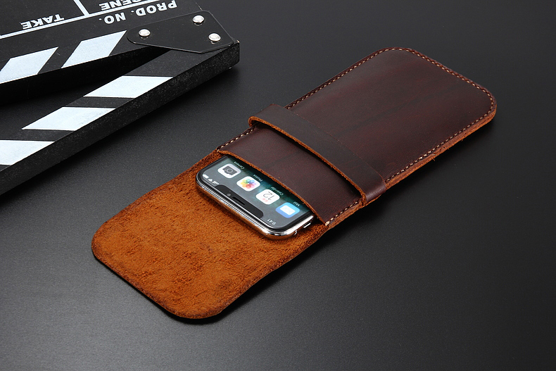 For Vivo Iqoo Pro Genuine Leather Wallet Protective Case For Vivo Iqoo Neo 855 Cover Mobile Phone Bag For Vivo Iqoo Neo