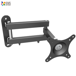 Image 3 - Universal Adjustable TV Wall Mount Bracket Universal Rotated Holder TV Mounts for 14 to 32 Inch LCD LED Monitor Flat Panel