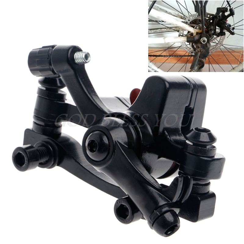 Front Rear Disc Brake Calliper MTB Mechanical Bicycle Bike Caliper accessories For Mountain Road Bicycle Bike avid bb7 bicycle brake caliper disc fr7 mountain mtb bike brake front rear hs1 g3 160 180mm rotor different to bb5 bicycle part