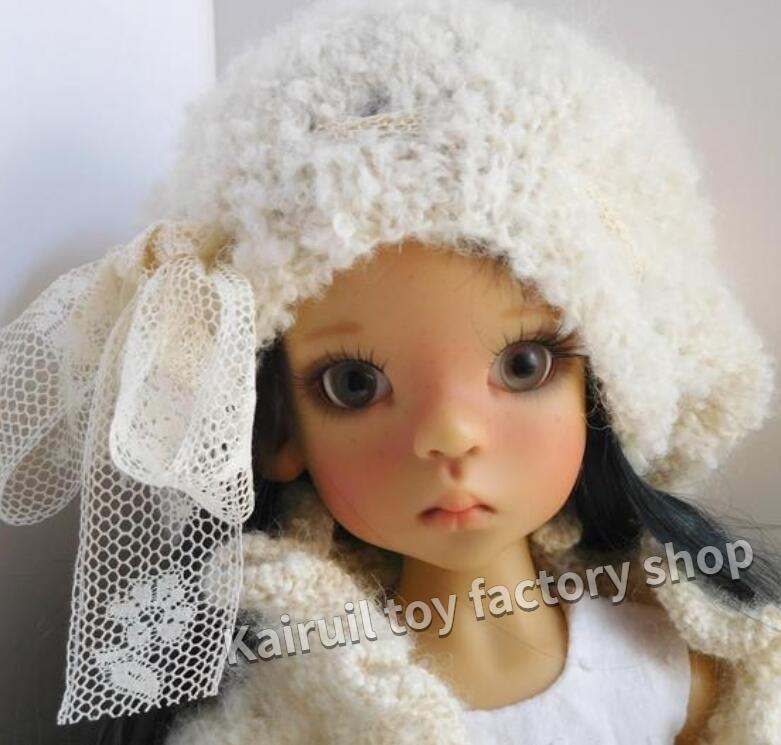BJD doll 1 6 kaye wiggs cinnamon shion doll high quality model birthday gift free eyes