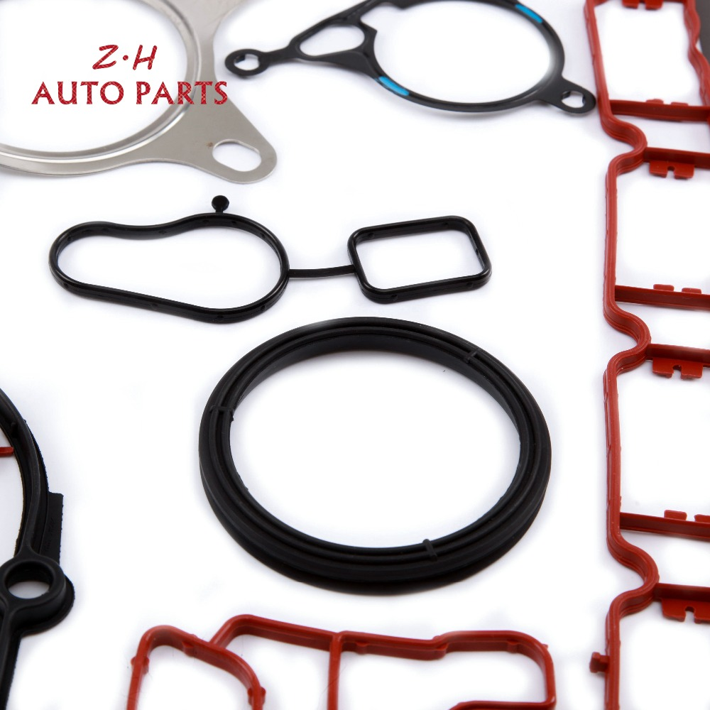 EA888 Repair Kit Engine Cylinder Head Gasket 06J103383D For VW Jetta Golf Passat CC Audi A4 A5 A6 Q5 TT 2 0T DOHC 16V 06J115441A in Engine Rebuilding Kits from Automobiles Motorcycles