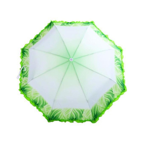 Image 3 - Creative Cabbage Umbrella Lettuce Folding Sunny and Rainy Umbrella Anti mite Beach Funny Vegetable Umbrella Parasol