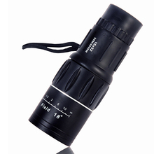 Big sale TUOBING 2017 New Style Outdoor 16×52 Monocular Telescope Waterproof Professional for Traveling Tourism Hunting Spotting Things