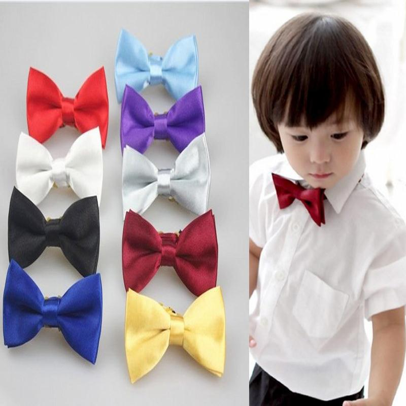 Lovely Cute Boy Kids Baby Bow Tie Necktie Bowtie On Sale & Time-limited New