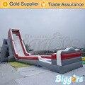 Inflatable Biggors Гигантские Надувные Пляж Слайд Надувные Водные Горки Для Удовольствия