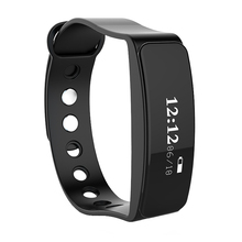 Bluetooth SmartBand сна монитор Смарт Wristaband Спорт Браслет Шагомер фитнес-трекер Смарт-браслет для IOS Android