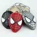 Super Hero Spider-man The Amazing Spiderman Keychain Metal Key Chain Keyring Key Ring k-154 1pc
