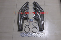 EXHAUST HEADER FOR FIT Chevrolet FIT GM V8 FIT LS1 LS6 LSX Up & Forward exhaust manfolds turbo Headers Manifolds Header Manifold