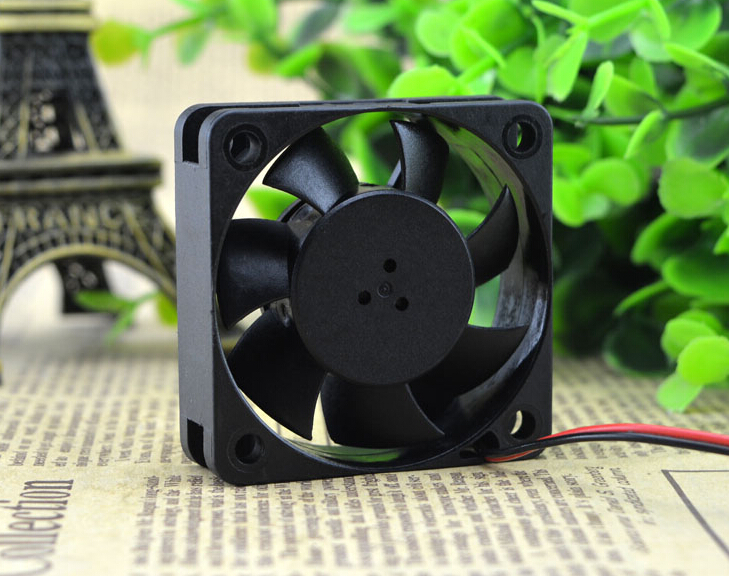 Wholesale: genuine 5CM 12V 1.5W KD1205PHB1 <font><b>50</b></font>*<font><b>50</b></font>*15 <font><b>2</b></font> wire cooling fan image