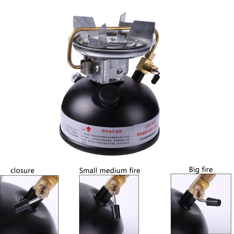 Outdoor 1PC Stove Mini Liquid Fuel Camping Gasoline Stoves And Portable Outdoor Kerosene Stove Burners Mini Camp Stove BurnerOutdoor 1PC Stove Mini Liquid Fuel Camping Gasoline Stoves And Portable Outdoor Kerosene Stove Burners Mini Camp Stove Burner
