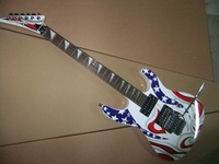 Wholesale New Arrival Jackson Custom Electric Guitar With Floyd Rose Tremolo In White 110505