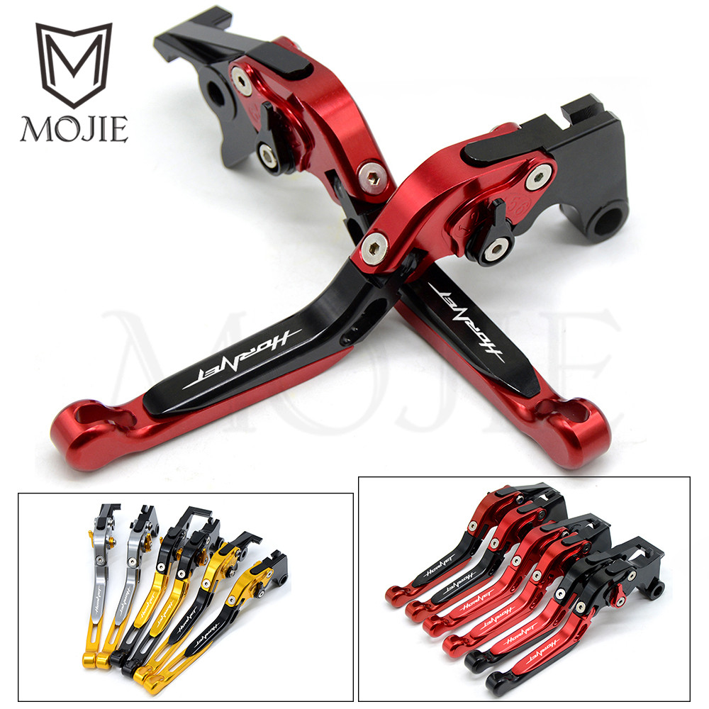 For HONDA CB600F 2007-2013 CBR600F 2011-2013 CBF600/SA 06-07 2010-2013 Motorcycle Folding Extendable Brake Clutch Levers Hornet