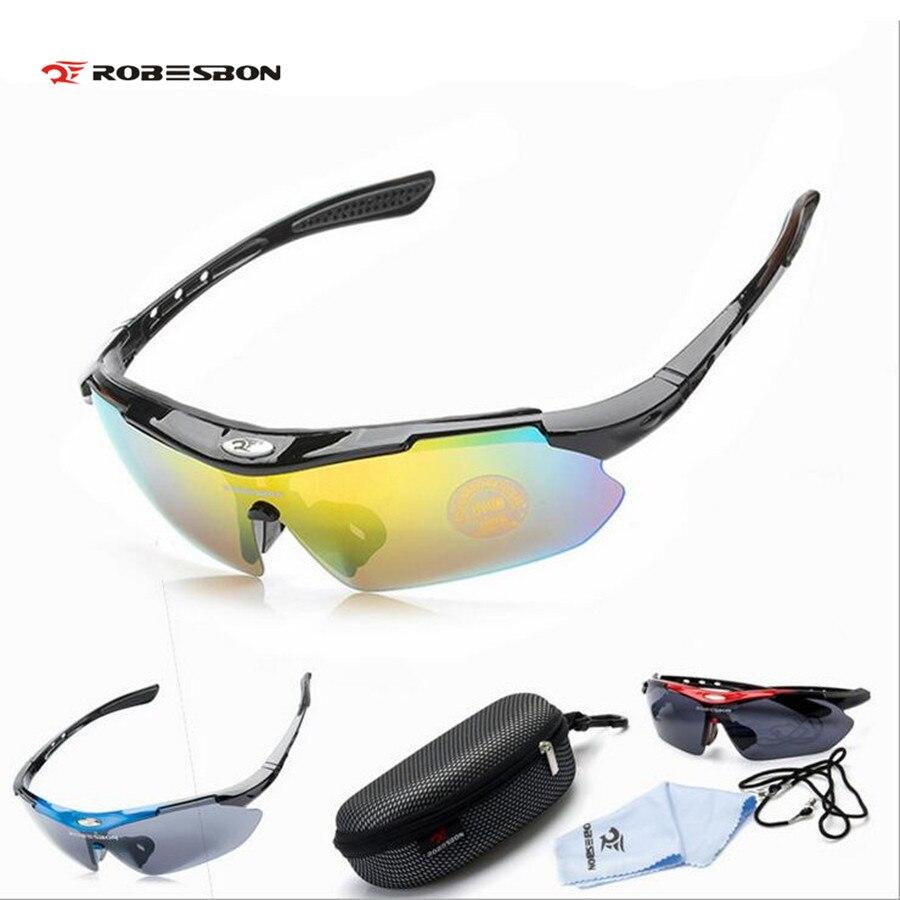 Prix pour Robesbon vélo lunettes pc lunettes vélo en plein air vélo lunettes de soleil vtt ciclismo oculos de sol pour hommes femmes lunettes de vélo