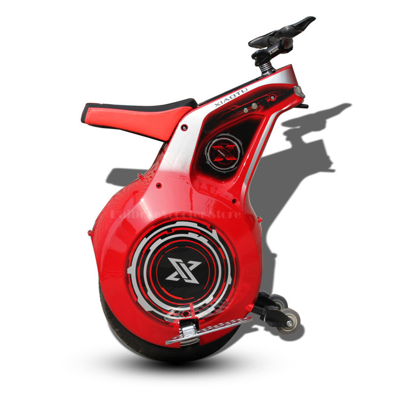 New 19 Inch Electric Motorcycle Adult With APP One Wheel Self Balancing Scooters Powerful 800W 60V Electric Unicycle One (2)