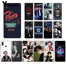 Yinuoda Riverdale Series Cole Sprouse Trendy Phone Case for Xiaomi Mi 6 Mix2 Mix2S Note3 8 8SE Redmi 5 5Plus Note4 4X Note5(China)
