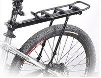 WEST BIKING Aluminum Alloy Bicycle Rack Seat Cargon Racks Cycle Accessories Bike Rack 50KG Capacity Luggage Carrier Bicycle Rack