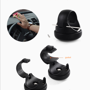 Автомобильный Универсальный Поворотный руль, Бустерный мяч, металлический подшипник, ручка грузовика, вспомогательный усилитель руля